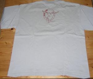 16 Horsepower - Olden Shirt (Back) © Alex Melomane