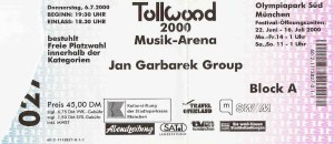 Jan Garbarek - Munich (Tollwood)(06.07.2000) © Alex Melomane
