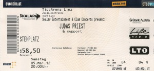 Judas Priest - Linz (Tips Arena)(05.05.2012) © Alex Melomane