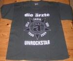 Die Ärzte - Vienna (Arena Open Air)(07.05.2004) Shirt Front © Alex Melomane