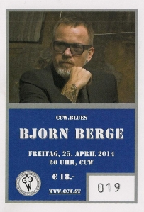 Bjorn Berge – Stainach (CCW)(25.04.2014) Ticket © Alex Melomane