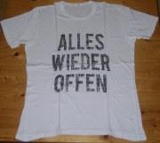 Einstürzende Neubauten - Vienna (Arena)(18.04.2008) Shirt Front © Alex Melomane