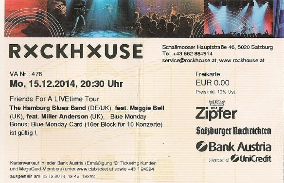 Hamburg Blues Band_Salzburg_Rockhouse_Bar_15.12.2014
