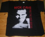 Nick Cave & The Bad Seeds - Munich (Circus Krone)(04.05.1997) Shirt © Alex Melomane