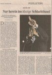 Nick Cave & The Bad Seeds - Vienna (Gasometer)(02.12.2004) Die Presse Review © Alex Melomane_Presse_Review