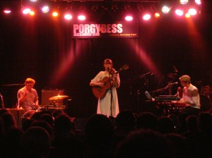 Laura Gibson – Vienna (Porgy & Bess)(Blue Bird Festival)(21.11.2009) © Alex Melomane