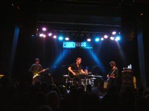 Chris Eckman & The Frictions – Vienna (Porgy & Bess)(Blue Bird Festival)(21.11.2009) © Alex Melomane