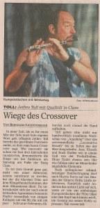 Jethro Tull – Klam (Burg Clam)(26.07.1997)  Review OOEN © Alex Melomane