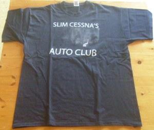 Slim Cessna's Auto Club - Unentitled Shirt © Alex Melomane