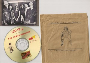 Munly & The Lee Lewis Harlots - Promo Package © Alex Melomane