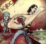 AC/DC - Dirty Deeds Done Dirt Cheap (Australian Version)