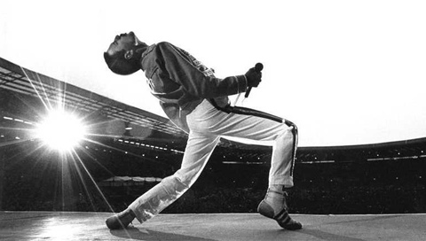Freddie Mercury (5h September 1946 - 24th November 1991)