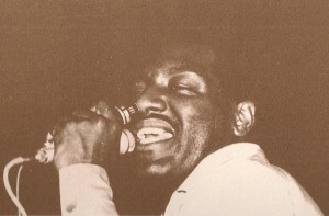 Otis Redding (9th September 1941 – 10th December 1967)