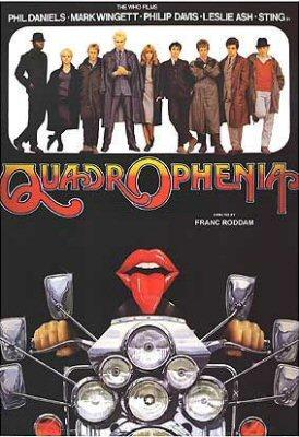 Quadrophenia (UK Poster)