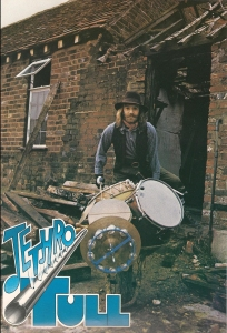 "Barrie ""Barriemore"" Barlow (Jethro Tull)"