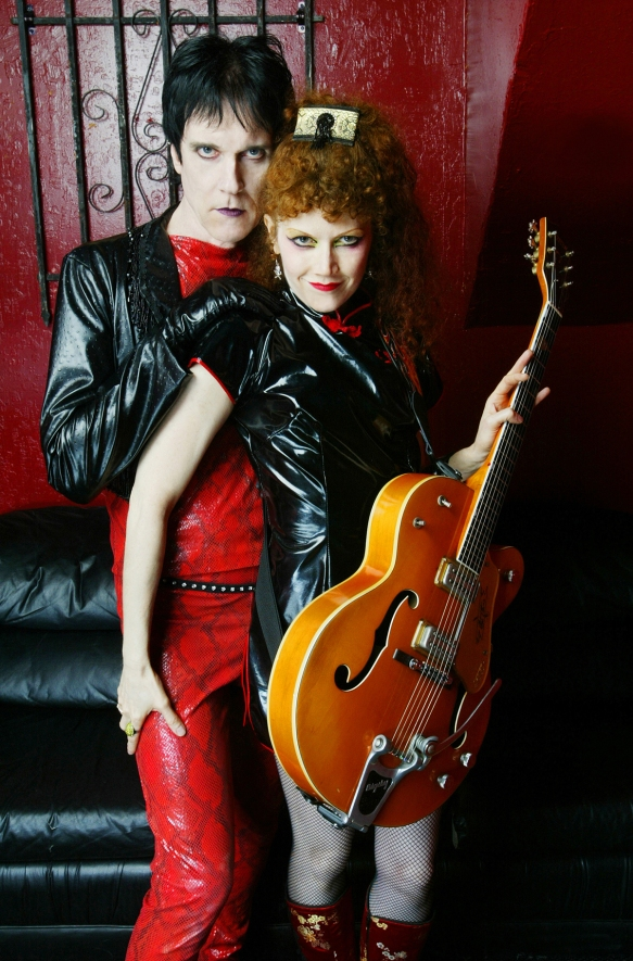The Cramps ©ÊSTEVE JENNINGS