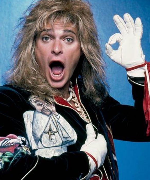 David Lee Roth (Van Halen)