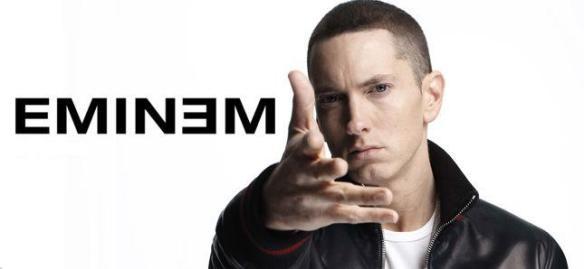 Eminem (Marshall Bruce Mathers III aka Slim Shady)