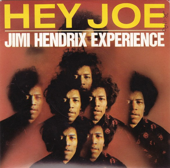Hey Joe (UK Single)