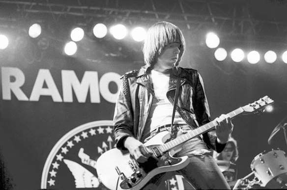 John William Cummings aka Johnny Ramone