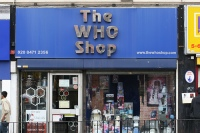 The Who Shop