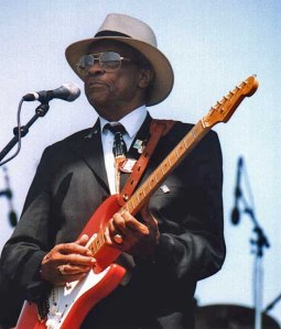 Hubert Charles Sumlin (16th November 1931 – 4th December 2011)