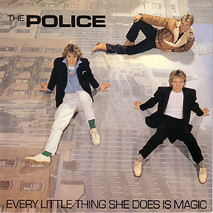 The Police - Every Little Thing She Does Is Magic (1981)