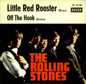 The Rolling Stones - Little Red Rooster (1964)