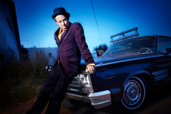Tom Waits by Jesse Dylan