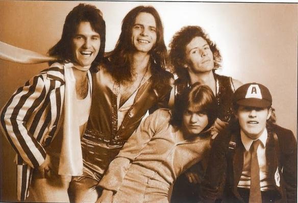 AC/DC (1973/1974)