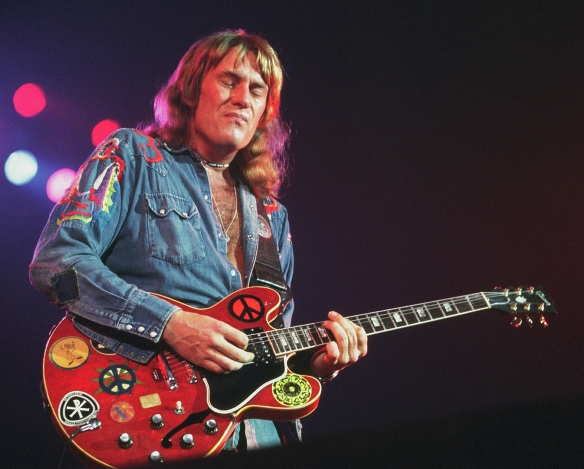 Alvin Lee (19th December 1944 – 6th March 2013)