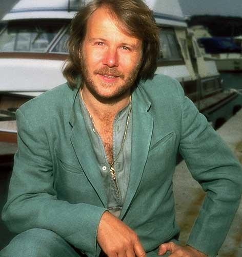Göran Bror Benny Andersson (ABBA)