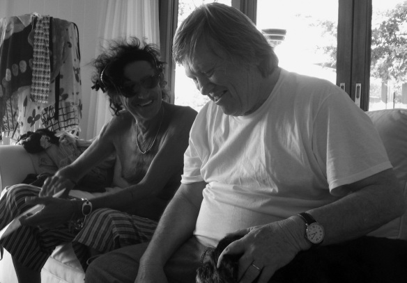 Keith Richards & Bobby Keys (THE ROLLING STONES)