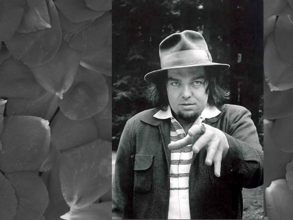 Captain Beefheart (Don Van Vliet) (15th January 1941 – 17th December 2010)