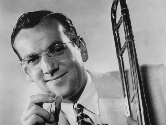 "Alton ""Glenn"" Miller (1st March 1904 – 15th December 1944)"