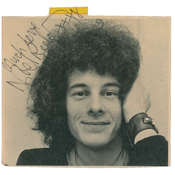 David Noel Redding (25th December 1945 – 11th May 2003)