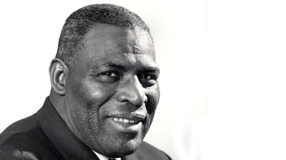 Chester Arthur Burnett aka Howlin' Wolf (10th June 1910 – 10th January 1976)