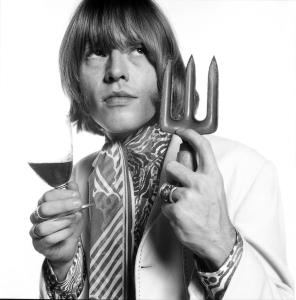 Brian Jones (28th February 1942 – 3rd July 1969)