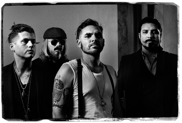Rival Sons 2015 Rival Sons